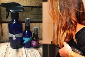 Hair products to protect hair when using curling irons