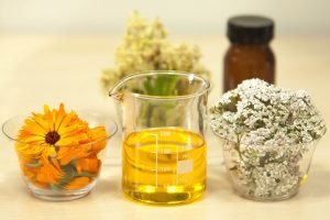 Essential oil for hair loss treatment