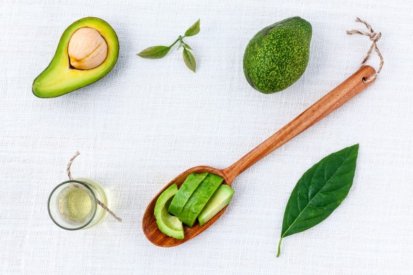 Avocado hair damage repair recipe